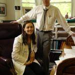 Community Week 2009 - Jacqueline & Dr. McLean